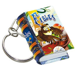 fables_keychain_miniature_book