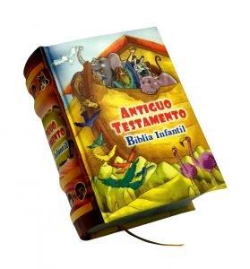 Antiguo Testamento miniature book libro
