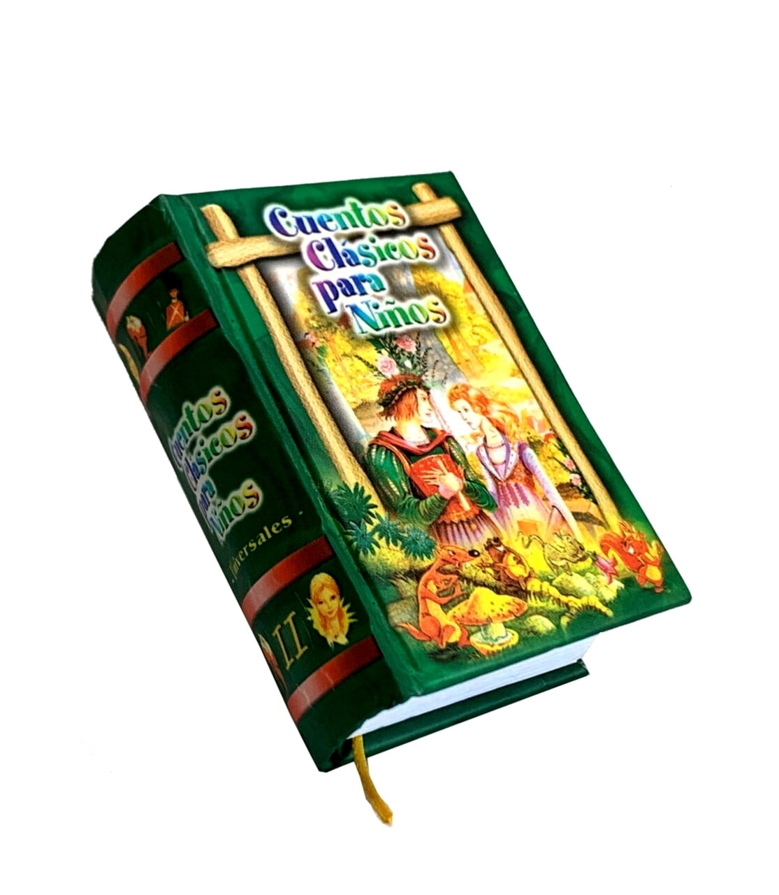 Cuentos-clasicos-II-miniature-book-libro