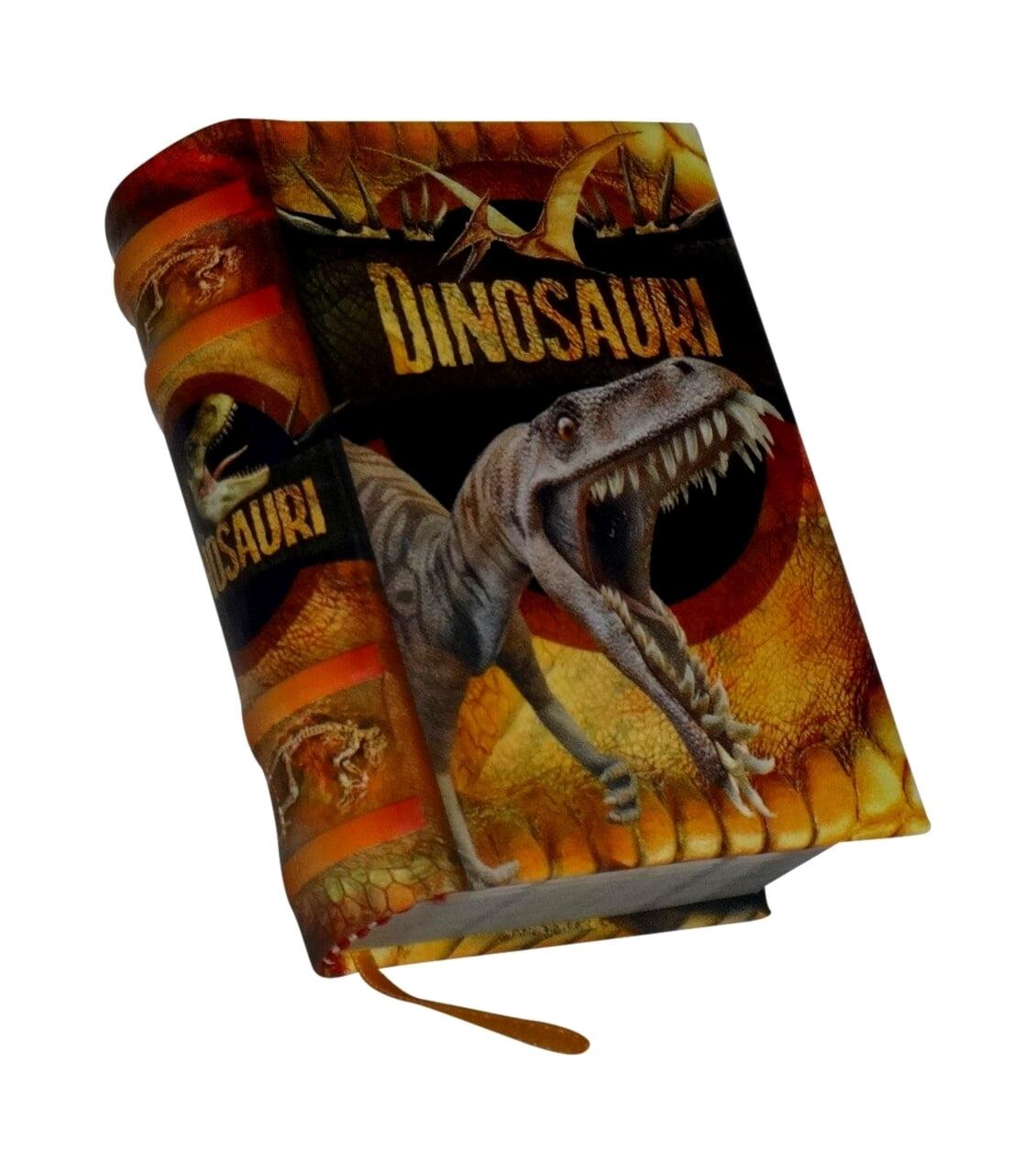 Dinosauri-miniature-book-libro