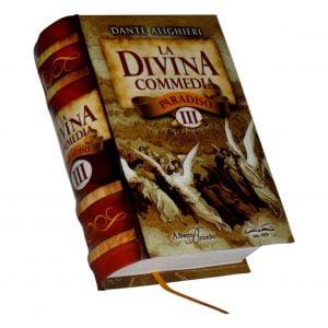 Divina commedia 3 miniature book libro