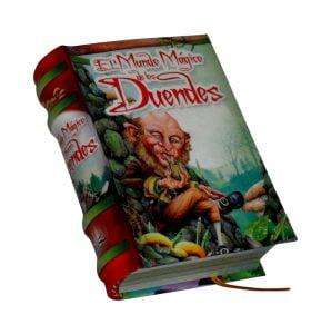 Duendes1 miniature book libro