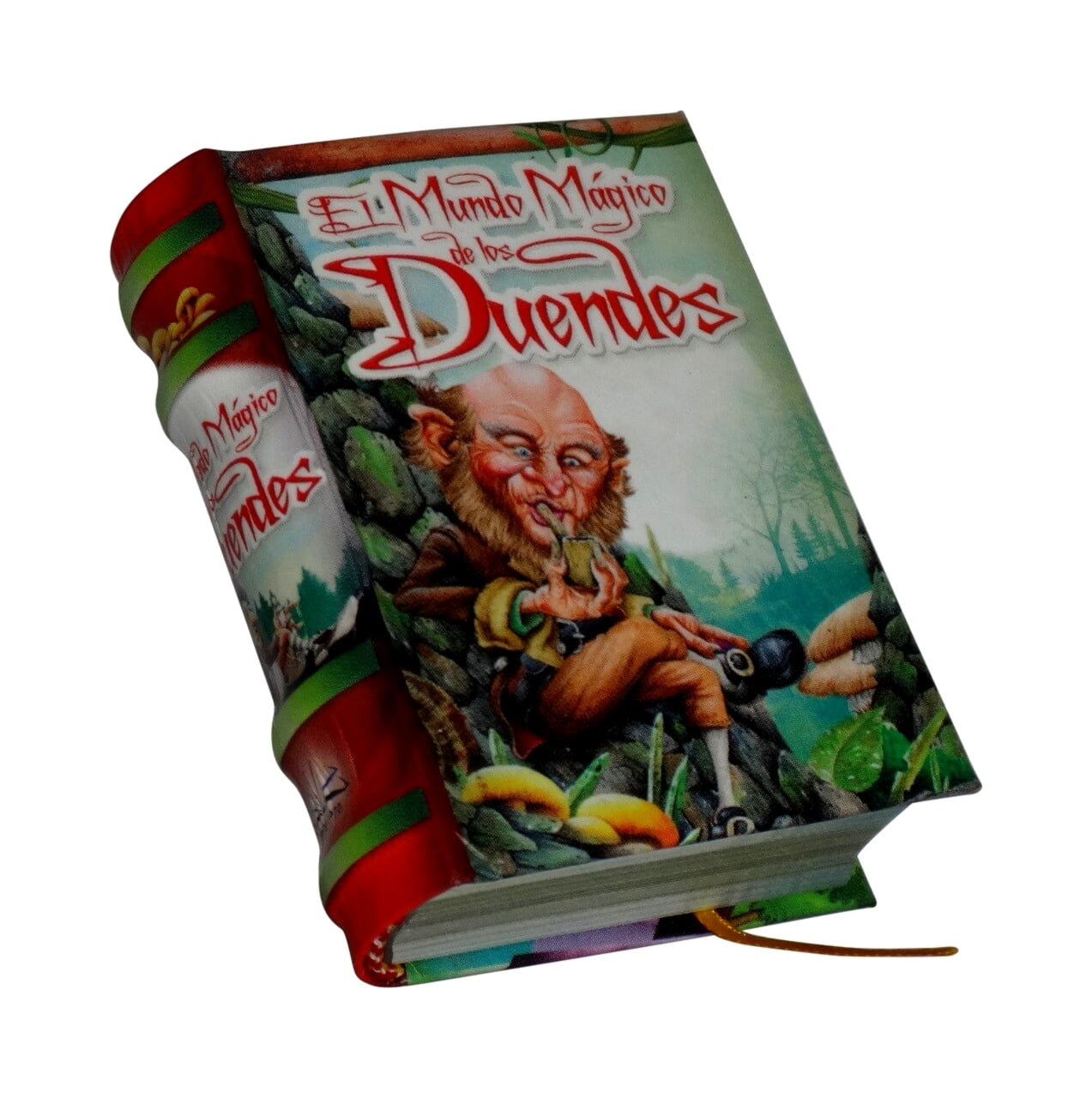 Duendes1-miniature-book-libro