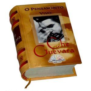 che guevara portugues miniature book libro