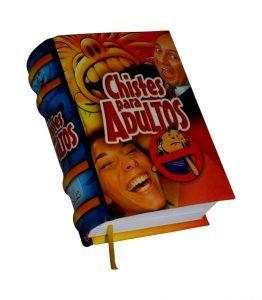 chistes adultos miniature book libro