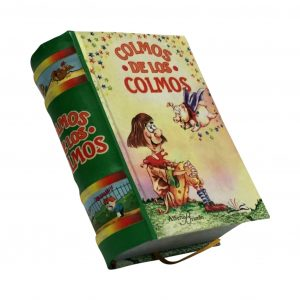 colmos miniature book libro