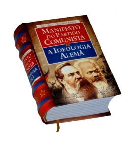 comunista miniature book libro