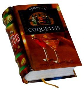 coqueteis miniature book libro