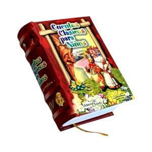 cuentos clasicos IV miniature book libro
