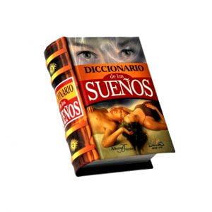 diccionario de los suenos miniature book libro