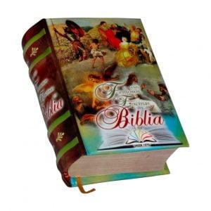 encinas da biblia miniature book libro