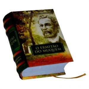 ermitao do muquem miniature book libro