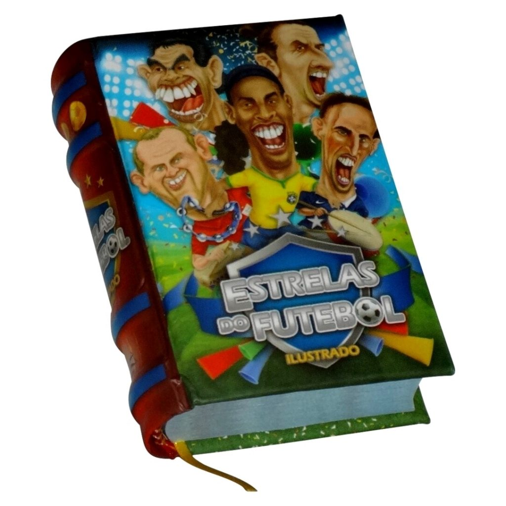 estrelas-do-futebol-miniature-book-libro
