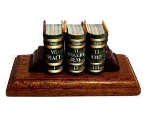 eternamente innamorati miniature book libro