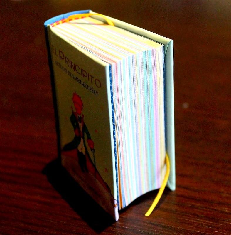 Principito Miniatura Book 2