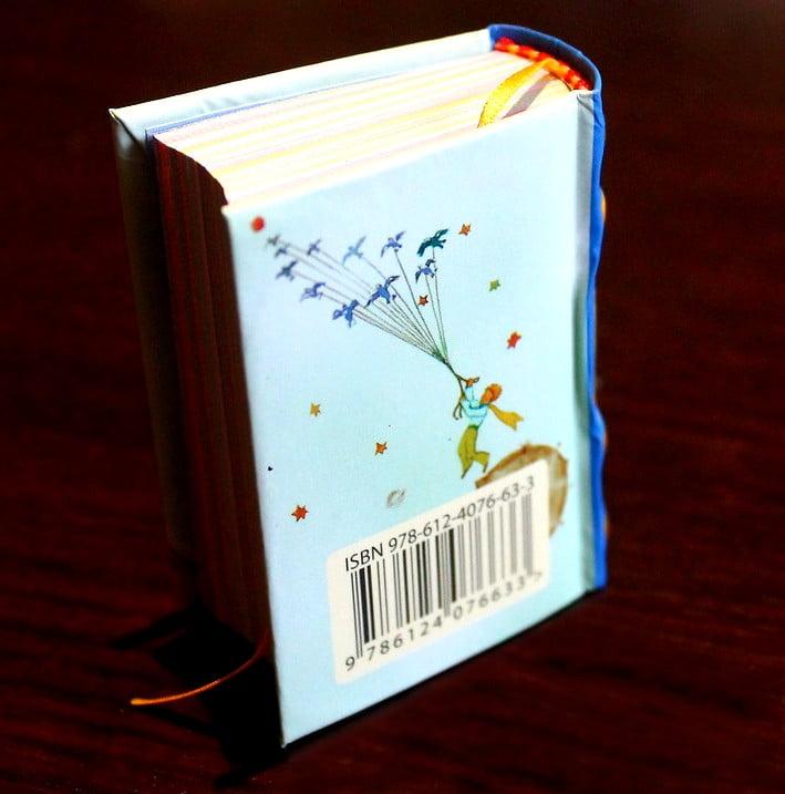 Principito Miniatura Book 3